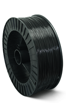 PLA+ чёрный (2250 г)