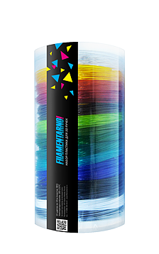 3D PENS 1.75 T-SOFT Набор для 3D-ручек (15 цветов)